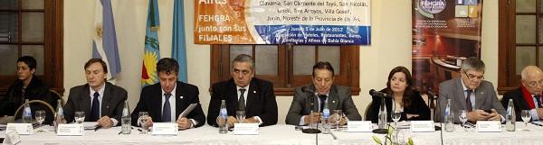 Bahía Blanca fue sede del encuentro Fehgra de la Región Provincia de Buenos Aires